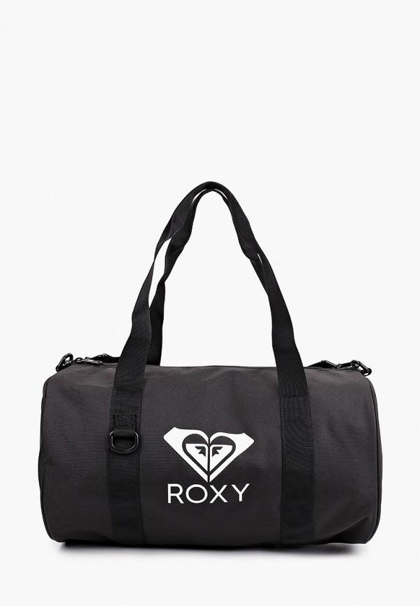 женская спортивные сумка roxy, черная