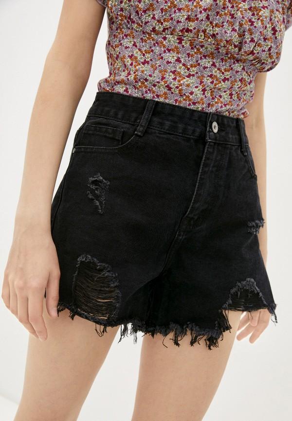 Шорты джинсовые Adrixx NR09-2200 фото
