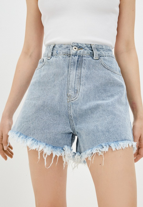 Шорты джинсовые Adrixx NR09-2220 фото
