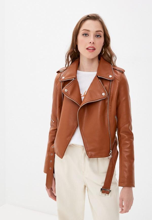 Куртка кожаная Adrixx NR09-7986 фото
