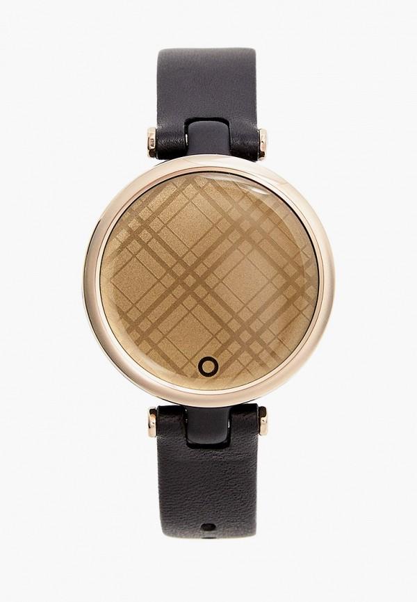 женские часы garmin, черные