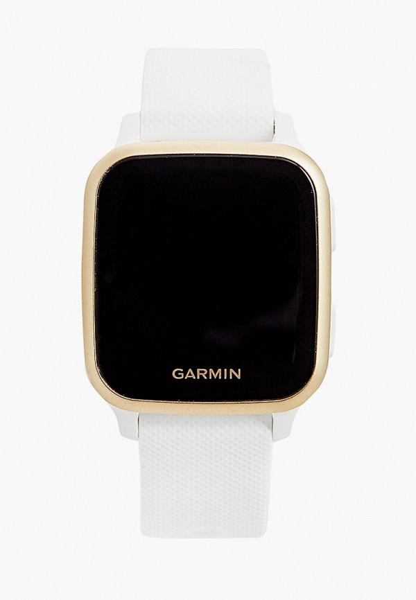 женские часы garmin, белые