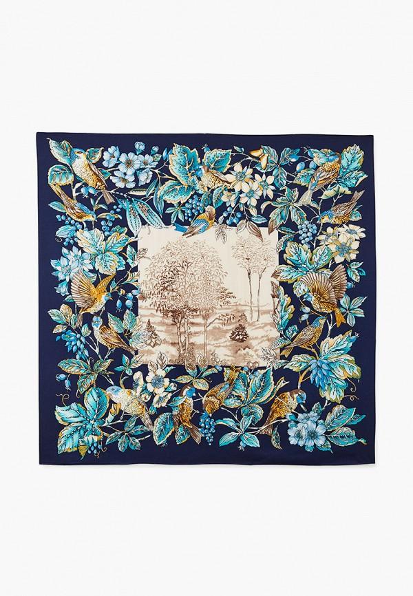 женский платок nataco, синий
