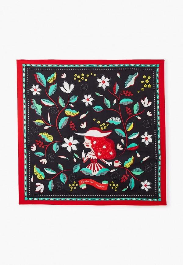 женский платок nataco, черный