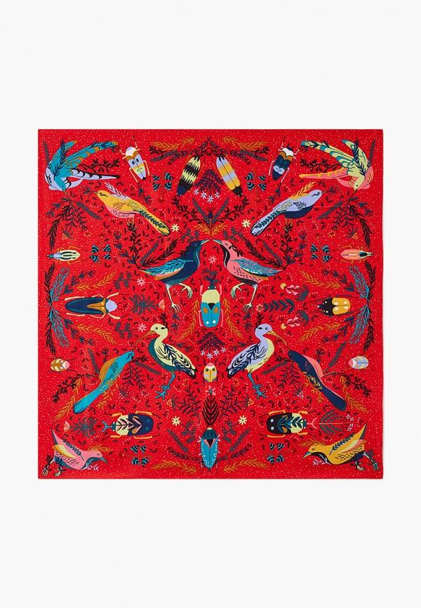 женский платок nataco, красный