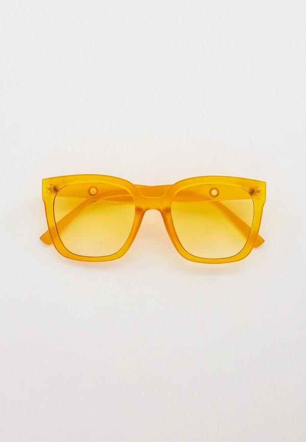 женские солнцезащитные очки nataco, желтые