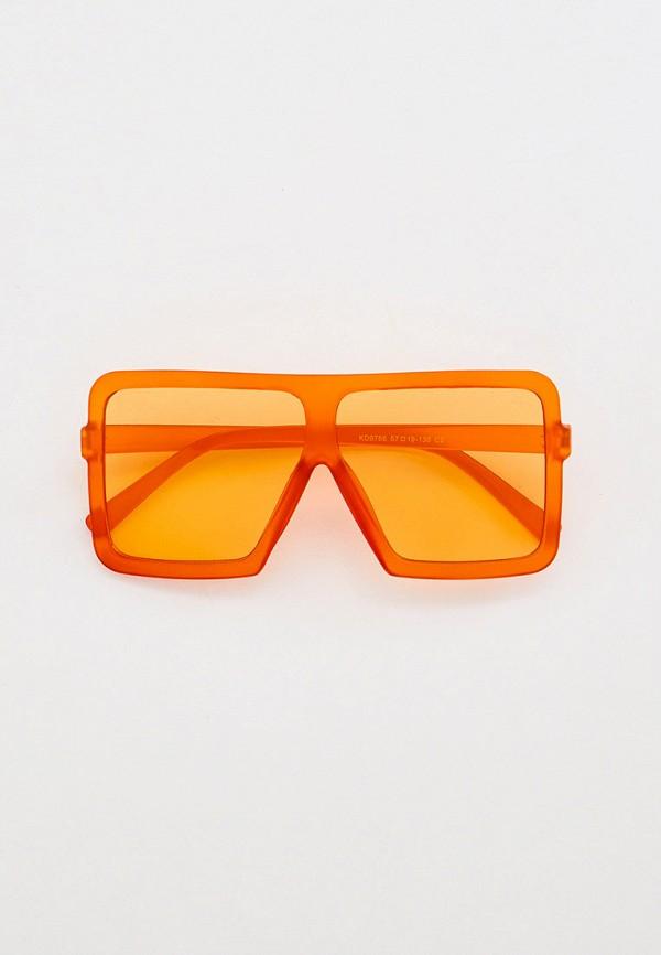 женские солнцезащитные очки nataco, оранжевые