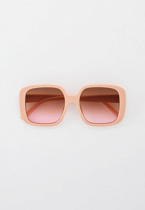 женские солнцезащитные очки nataco, розовые