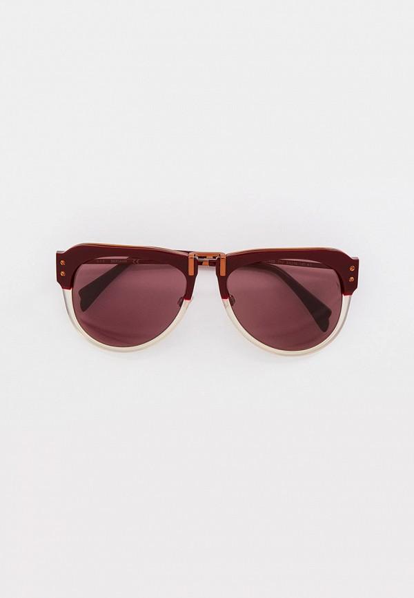 женские авиаторы солнцезащитные очки just cavalli, разноцветные