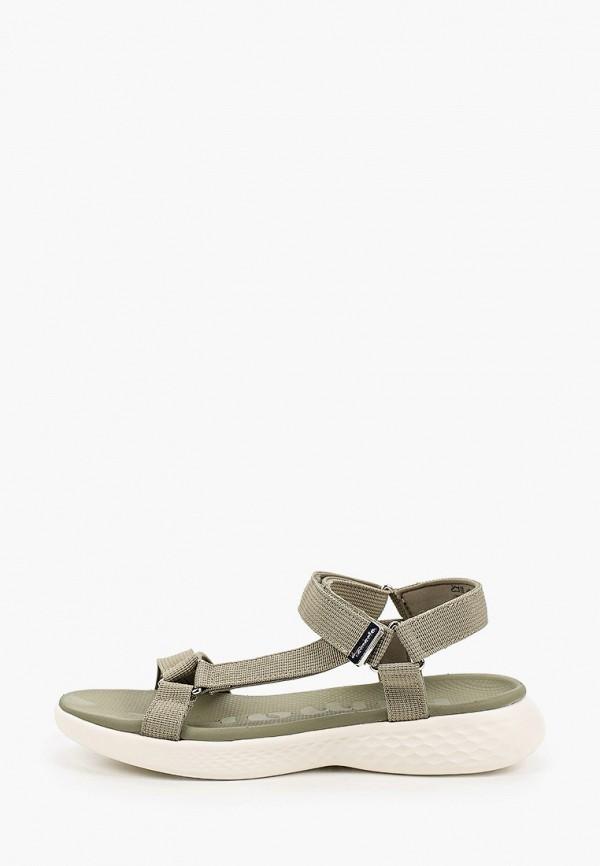 женские сандалии tamaris, хаки