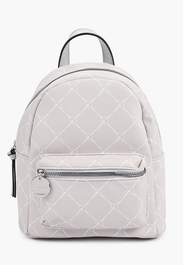 женский рюкзак tamaris, серый
