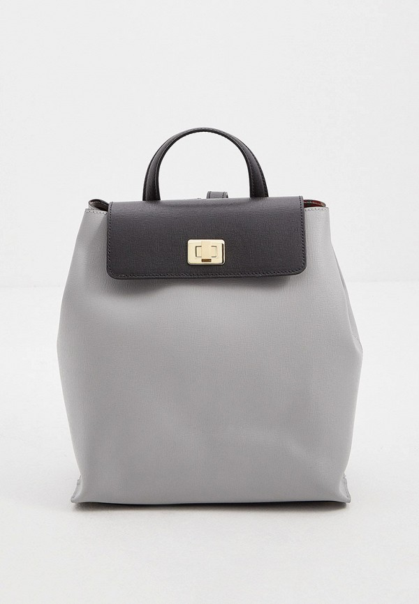 женский рюкзак braccialini, серый