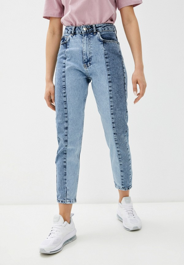 женские джинсы dali, голубые