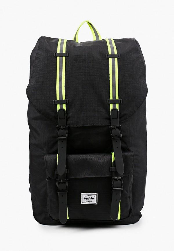 женский рюкзак herschel supply co, черный