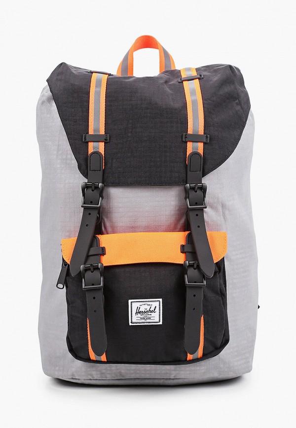 женский рюкзак herschel supply co, серый