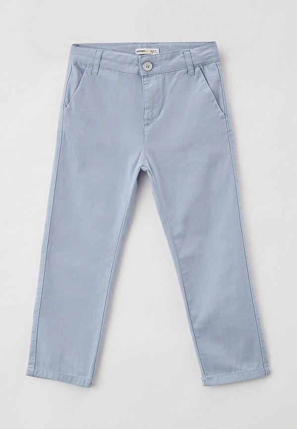 брюки koton для мальчика, голубые