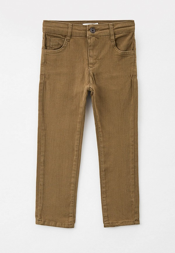 брюки koton для мальчика, хаки