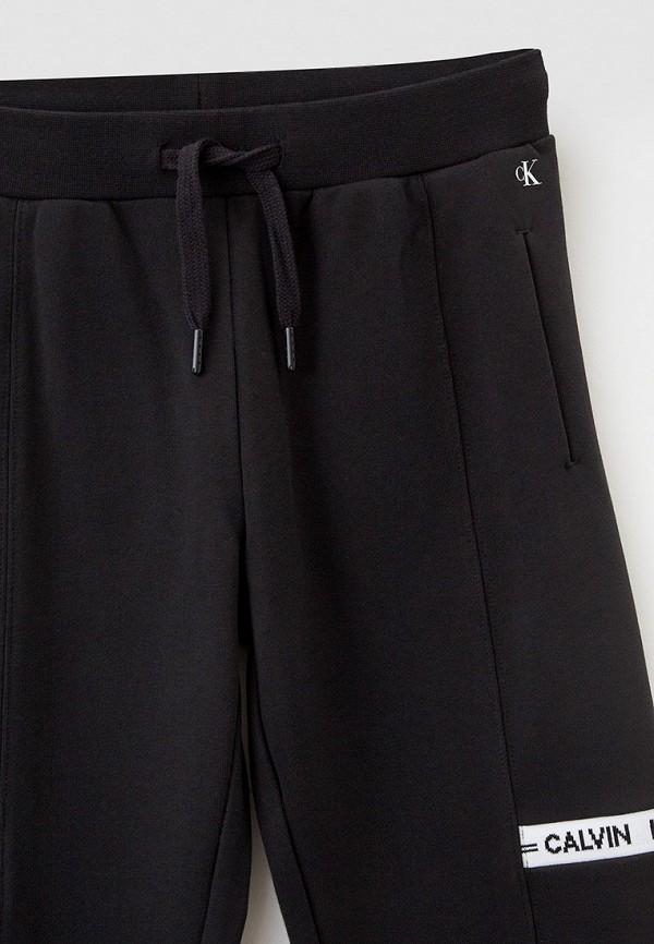 Брюки спортивные для мальчика Calvin Klein Jeans IB0IB00919 Фото 3
