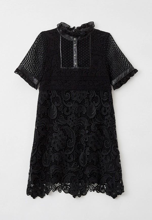 Платье John Richmond John Richmond RGP18249VE черный фото