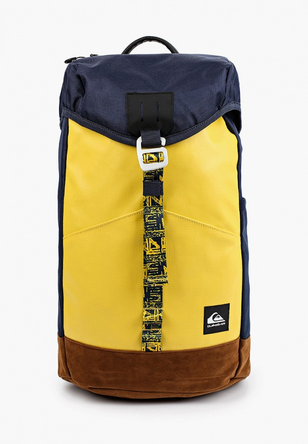 мужской рюкзак quiksilver, желтый