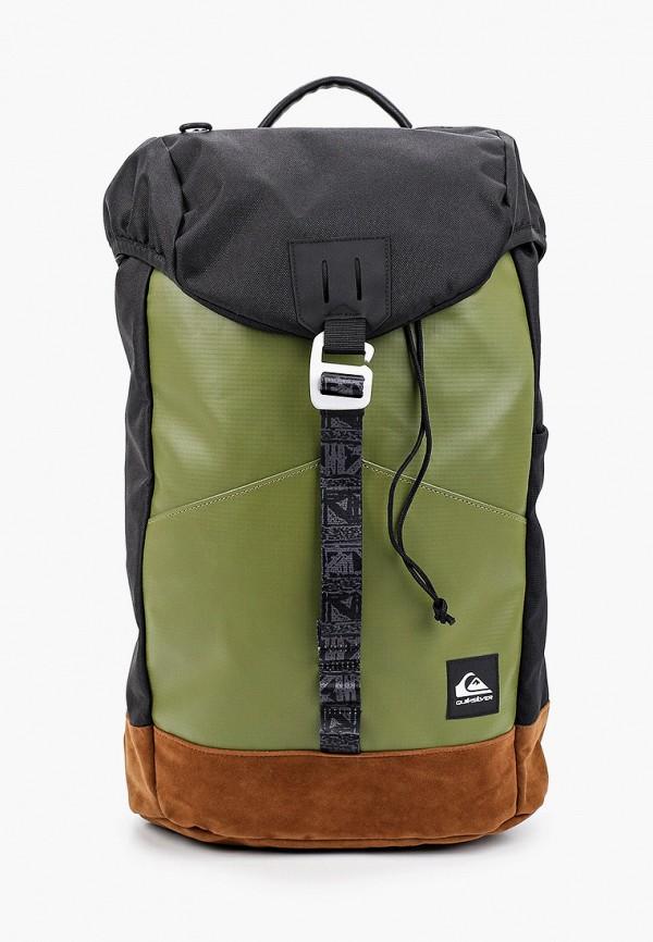 мужской рюкзак quiksilver, хаки