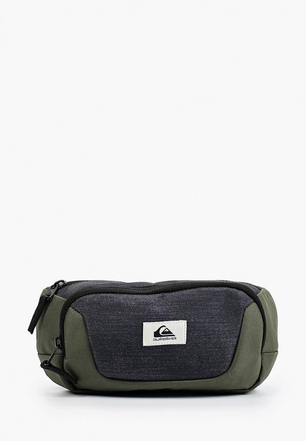 мужская сумка quiksilver, хаки