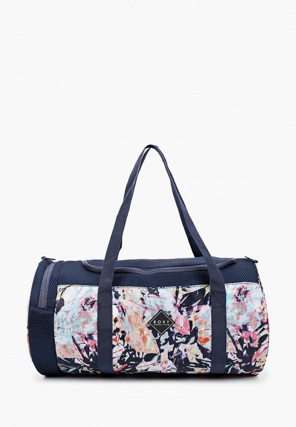 женская спортивные сумка roxy, синяя