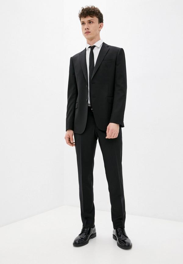 мужской классические костюм emporio armani, черный