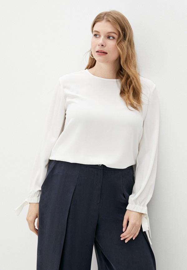 женская блузка emporio armani, белая