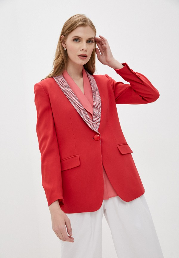 женский пиджак emporio armani