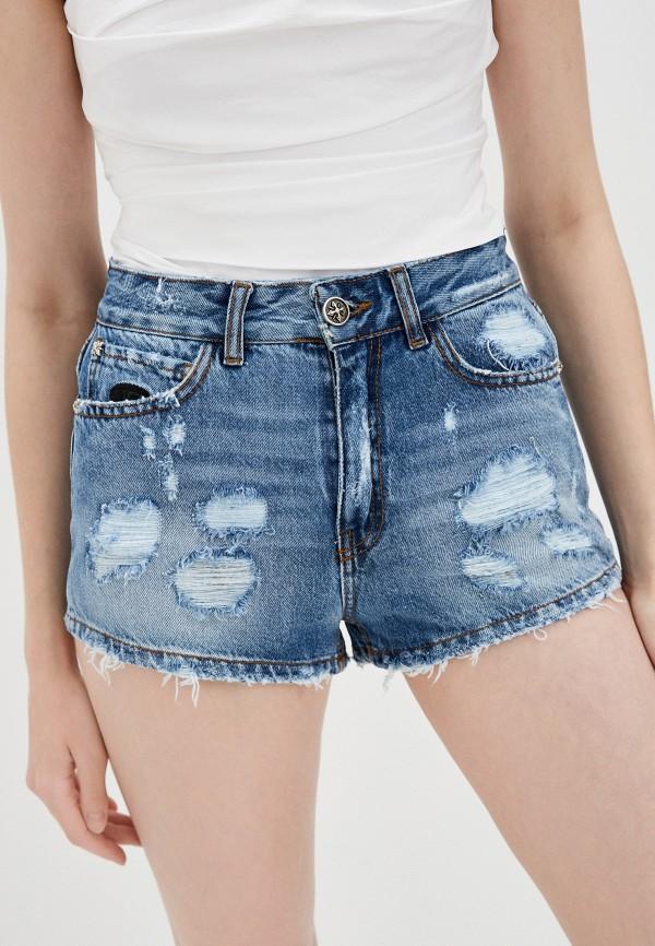 Шорты джинсовые John Richmond John Richmond RWP21199SH синий фото