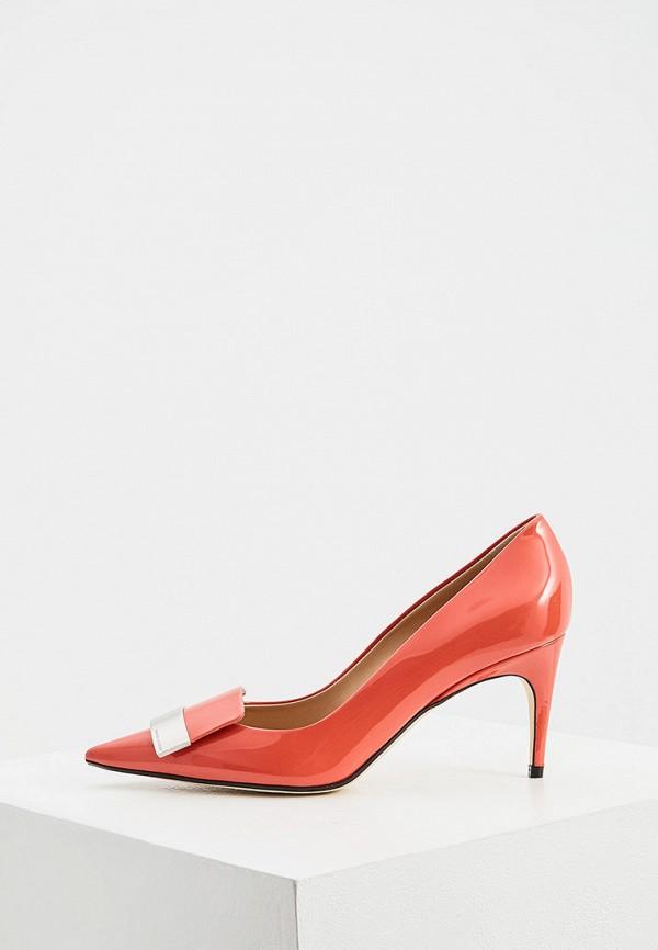 женские туфли-лодочки sergio rossi