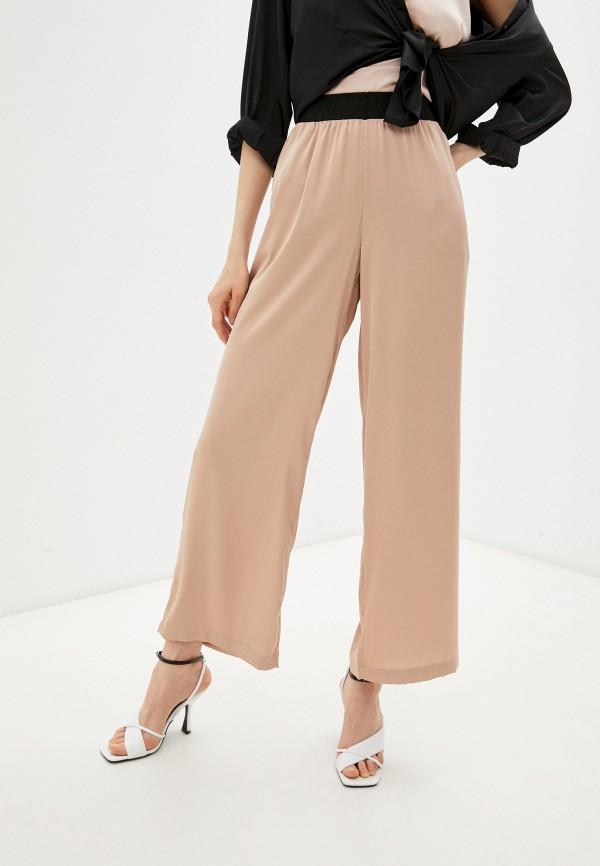 женские повседневные брюки francesca peretti, бежевые
