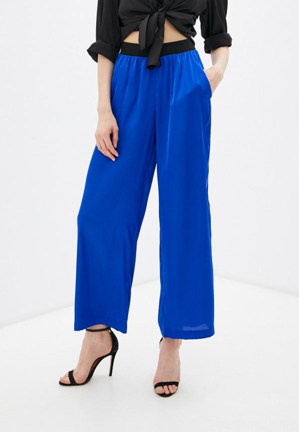 женские брюки francesca peretti, синие