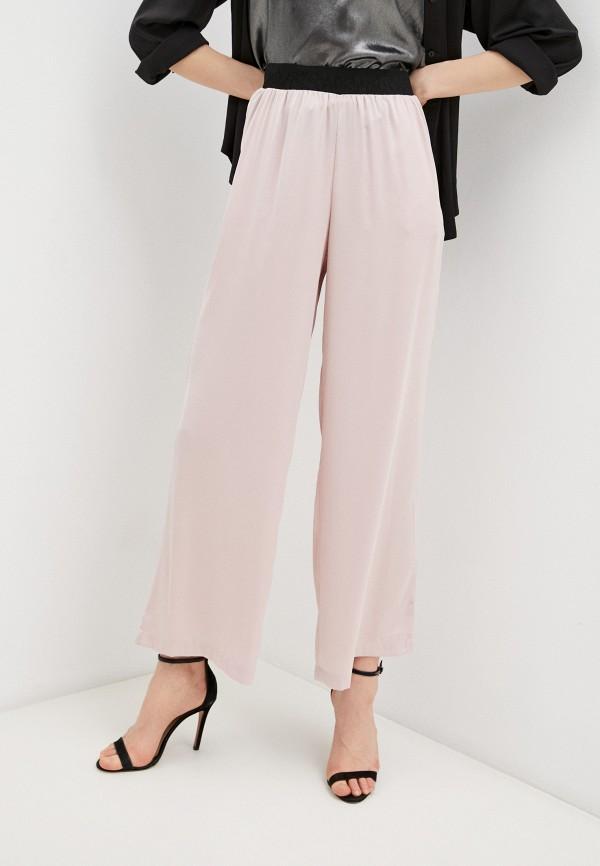 женские повседневные брюки francesca peretti, розовые