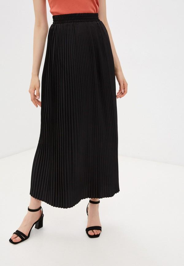 женская юбка francesca peretti, черная