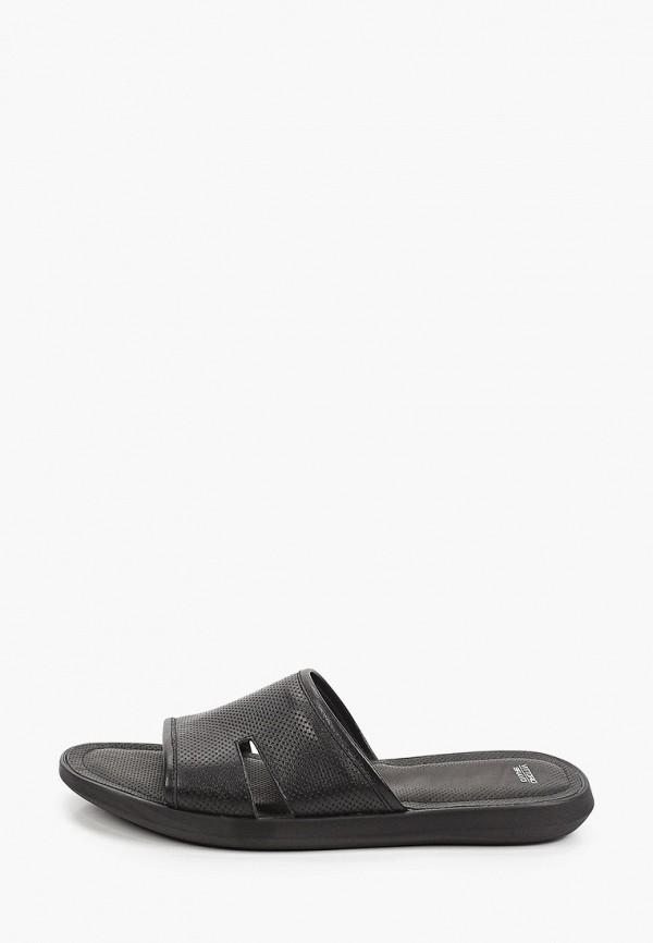 мужские сандалии vittorio bravo, черные