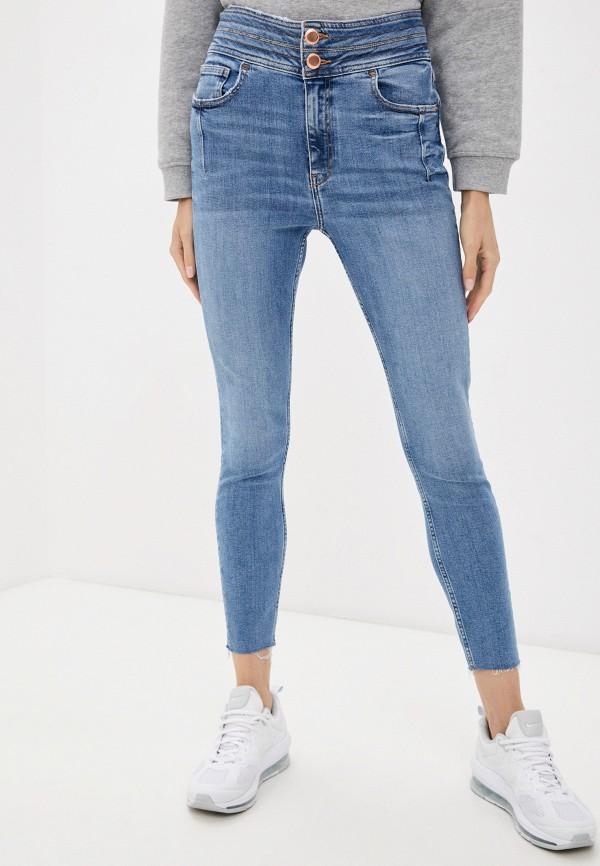 женские джинсы river island, голубые