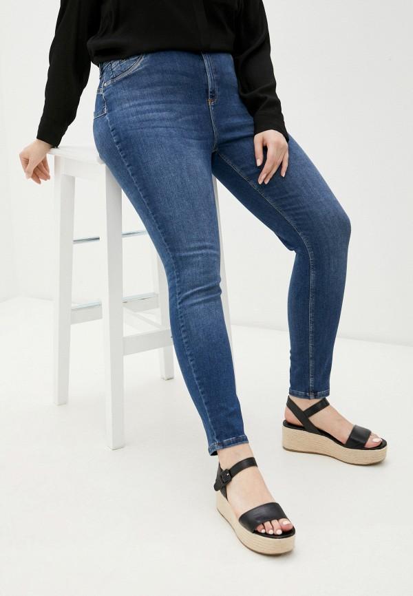женские джинсы river island, синие