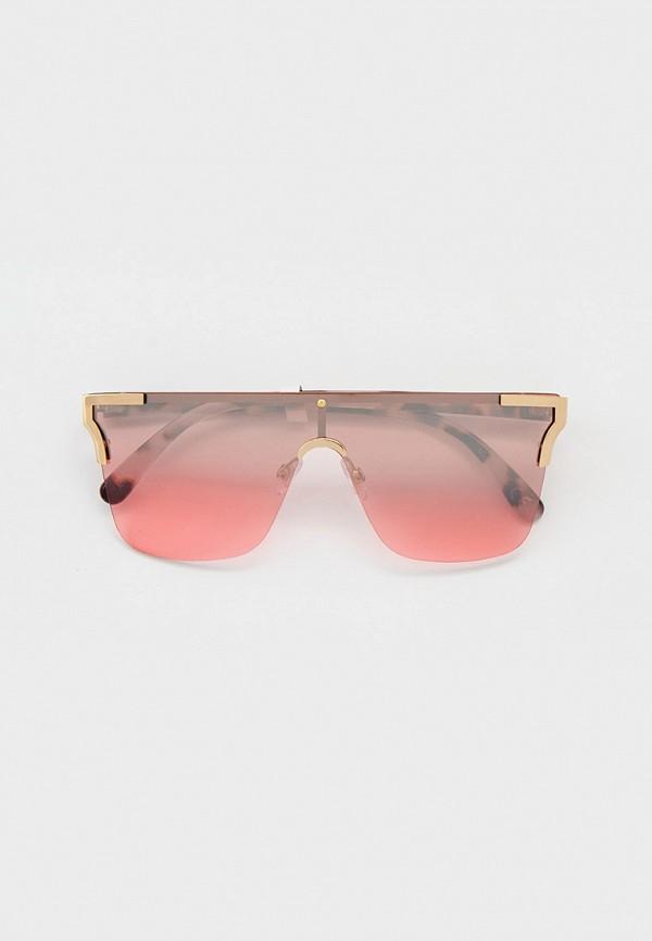 женские солнцезащитные очки river island, золотые