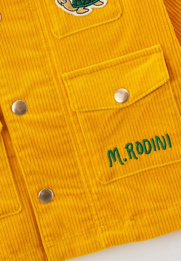 Куртка для девочки Mini Rodini 21610102 Фото 3