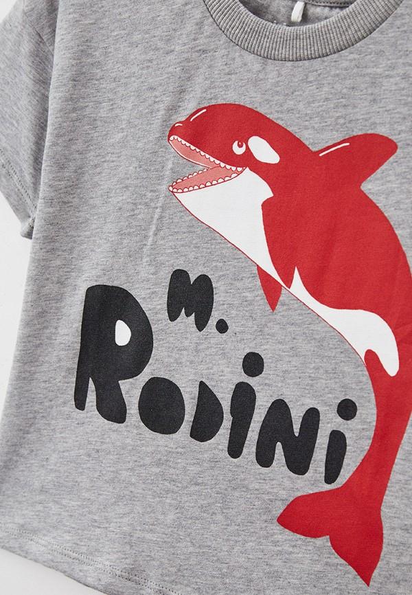 Футболка для мальчика Mini Rodini 21620106 Фото 3
