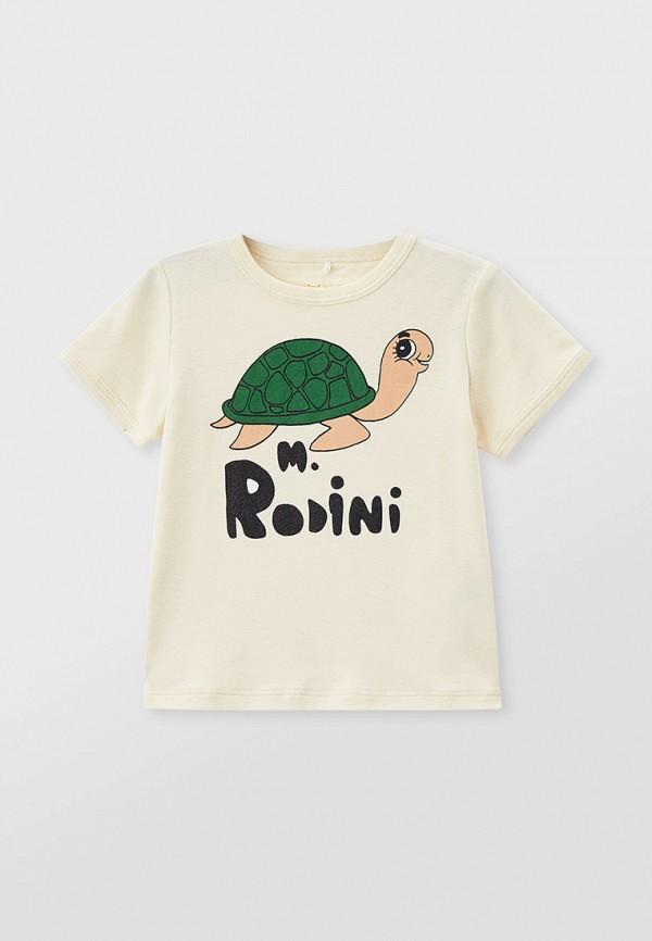 Футболка для мальчика Mini Rodini 21620107