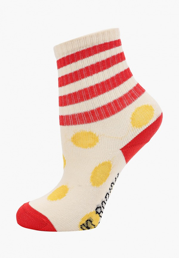Носки для девочки 3 пары Mini Rodini 21660119 Фото 3