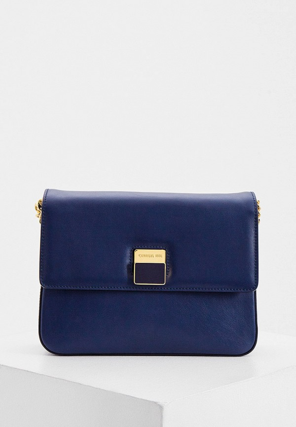 женская сумка cerruti 1881, синяя