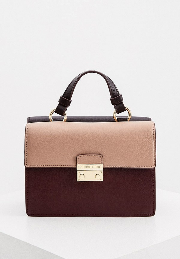 женская сумка cerruti 1881, разноцветная