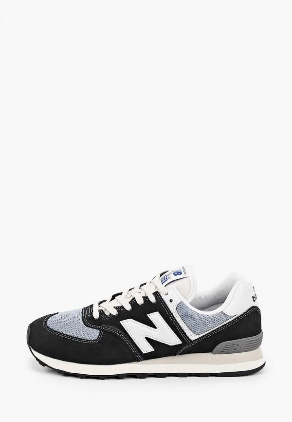 Кроссовки New Balance New Balance ML574HF2 черный фото