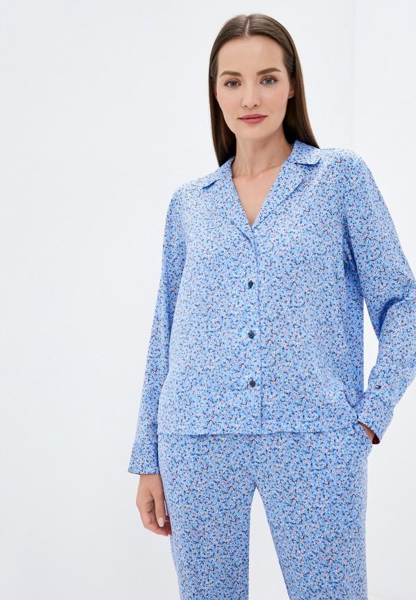 Пижама Tommy Hilfiger голубого цвета