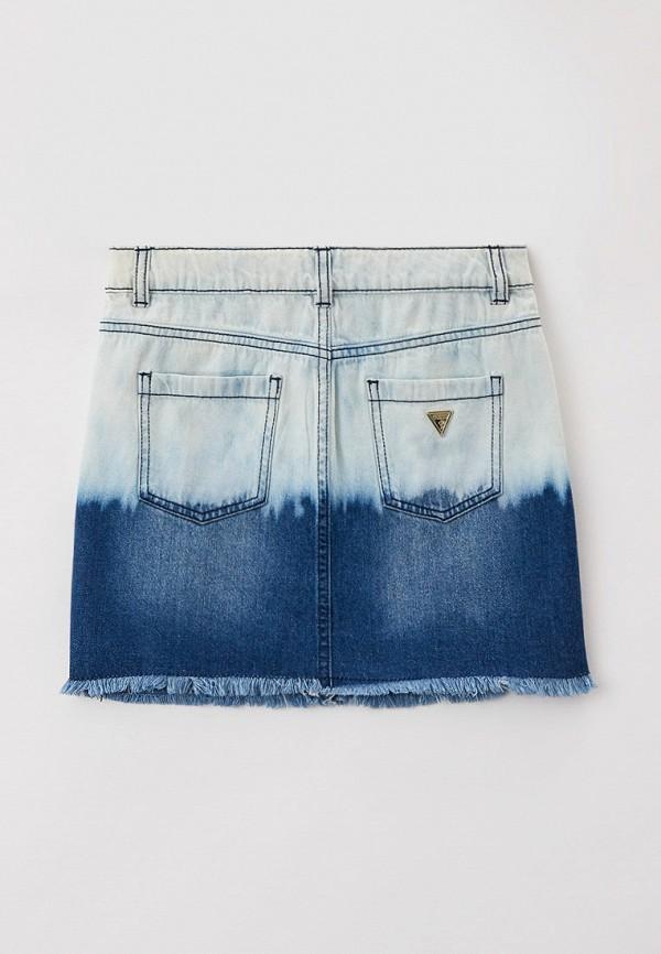 Юбка для девочки джинсовая Guess J1GD06 D3LQ0 Фото 2