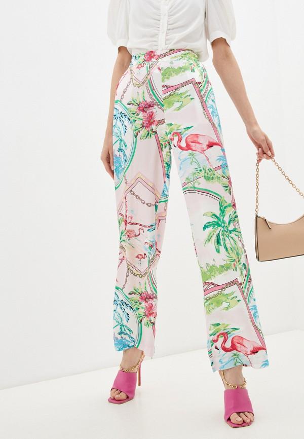 женские повседневные брюки guess, разноцветные